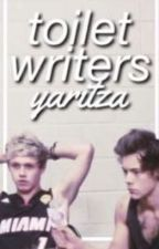 toilet writers (narry french traduction) by myheartforhes