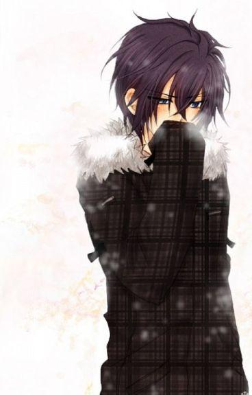 hijo de un escritor y un estudiante universitario Junjou romantica
