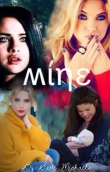 MINE (Sequel to Just fall I'll catch you) (lesbian stories) #Wattys2016
