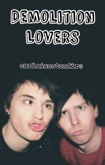 Demolition Lovers || PHAN