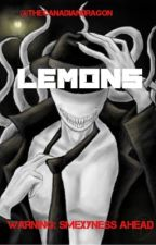 Creepypasta lemons by TheCanadiandragon