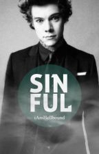 Sinful - Harry Styles by iAmHellbound