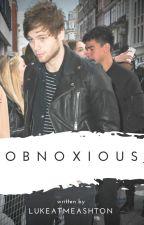 Obnoxious • Luke Hemmings by LukeAtMeAshton