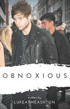 [in editing] Obnoxious • Luke Hemmings by LukeAtMeAshton