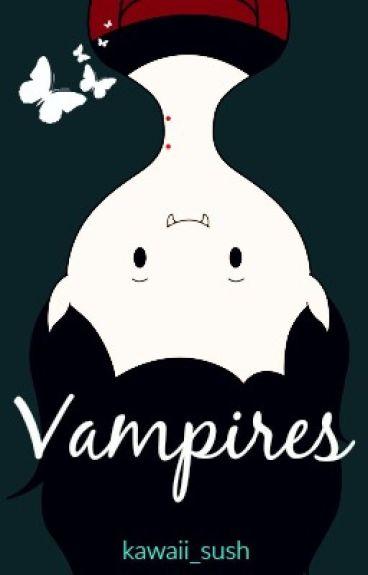 Vampires (Yaoi/Gay)