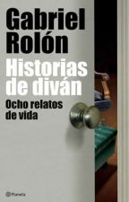 Historias de Diván - Gabriel Rolón by MartiMuller