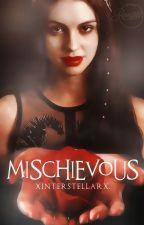 Mischievous| Kai Parker #1 by xinterstellarx