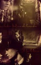 Hermione and Tom Riddle by Behati_Prinzloo