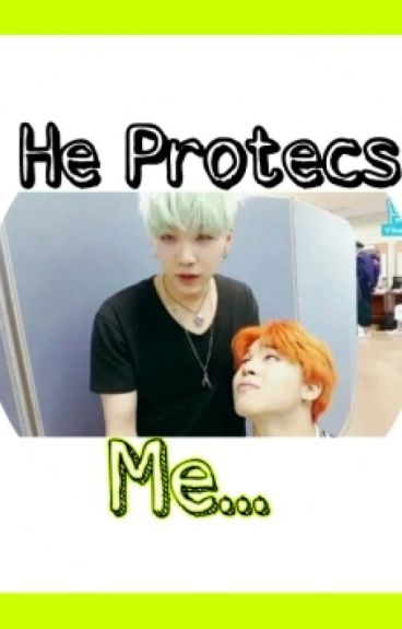 ❝He protects me❞   [YoonMin]