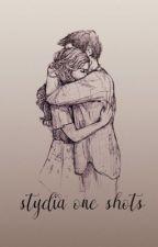 Emotional tether » Stydia one shots [s.u] by stydiakisses