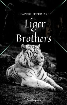 Liger Brothers ( Shapeshifter BxB ) by purplefox12