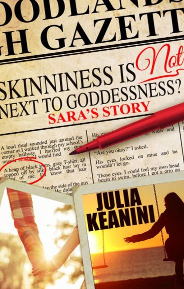 Skinniness is (NOT) Next to Goddessness? Sara's Story: Huge Peek by JuliaKeanini