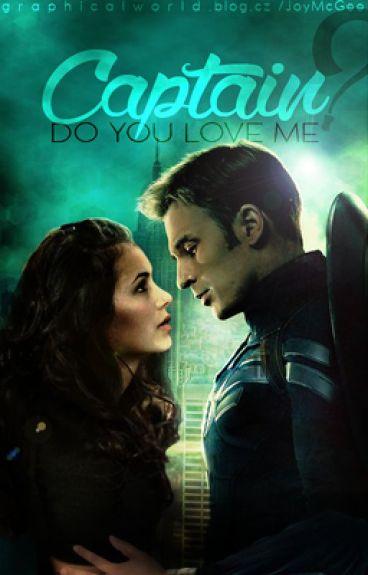 Do you love me, Captain? /CZ/ Avengers