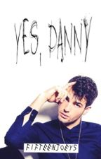Yes, Danny - Janiel AU (Discontinued) by juliaggem