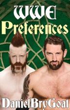 WWE Preference's by Kingofthebrogues