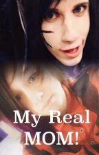 My Real Mom (social repose) by Goo_hatesyou
