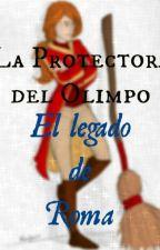 La Protectora del Olimpo III by MareCaso99