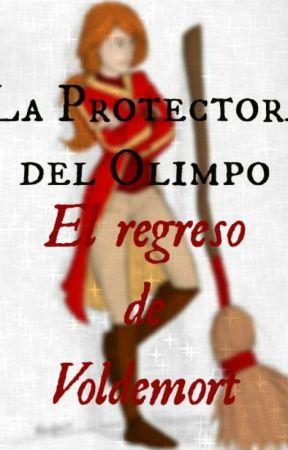 La Protectora del Olimpo IV by MareCaso99