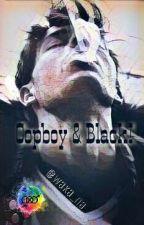 Copboy & black! by Waka_na