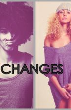 Changes (Huey x Jasmine) by Afro_Lion