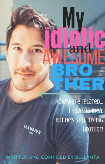My Idiotic And Awesome Brother(Older Brother!Markiplier x Younger Sister!Reader)