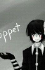 fnaf puppet x mangle el comienzo by claudi0sram