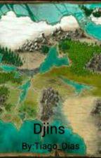 Os Reinos Dos Djins by Tiago_Dias