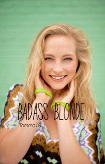 Badass Blonde