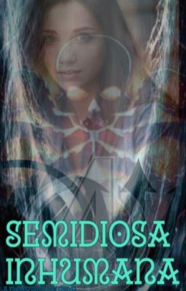 Semidiosa Inhumana (Cross Marvel y PJO) (Nico di Angelo) #EFAwards