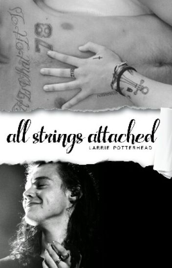All String Attached // Larry Stylinson (Mild BDSM)