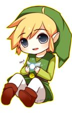 Toon link x Toon!Reader by KindiaKat