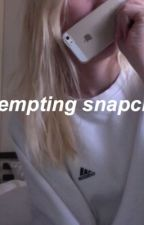 Tempting snapchats // CD by L0VELYJ0HNS0N