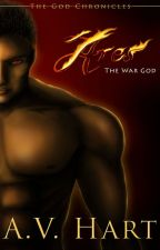 Ares: The War God by AV_Hart