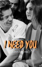 I NEED YOU // H.S by kylys99