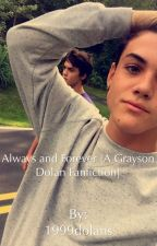 Always And Forever (a Grayson Dolan fanfiction) by 1999dolans