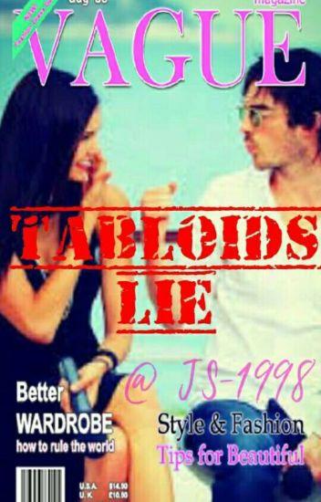 Tabloids Lie