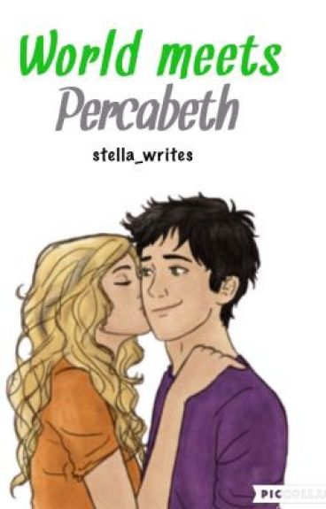 World meets Percabeth