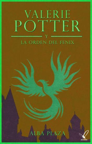 Valerie Potter y la orden del fénix (editando)