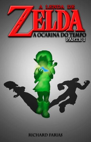 A Lenda de Zelda - A Ocarina Do Tempo. Parte I by RichardFarias