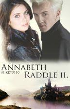 Annabeth Raddle II. - můj druhý rok v Bradavicích by Nikky3110