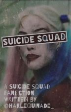 Suicide Squad by jakeptx