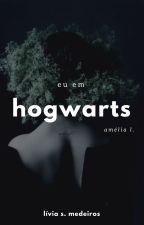Eu em Hogwarts by itslivsm