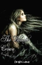 ➺♛The Blonde Crown | A PercyJackson AU➻♕ by SilverMoonFang