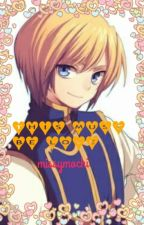 This must be love Kurapika x Reader by missymochi