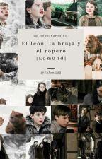 Las Crónicas De Narnia. -Edmund Y Tú- ❤ by Kalani223