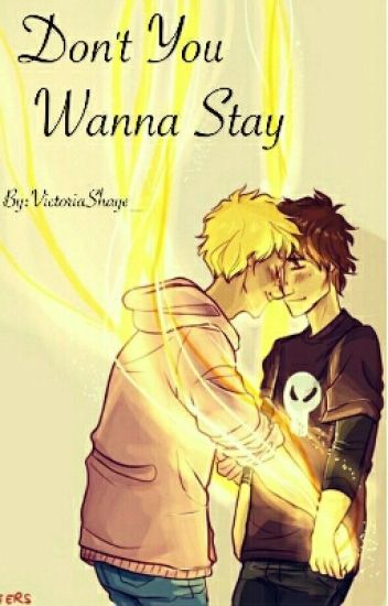 Don't You Wanna Stay (Percy Jackson/Solangelo Fanfiction