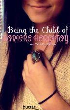 Being the Child of Mariska Hargitay by buttaz_