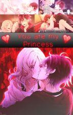 You are my Princess ♡ (Ayato x Yui) by NekoVampirePrincess
