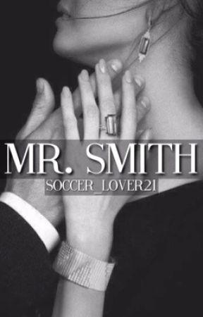 Mr. Smith by soccershaine