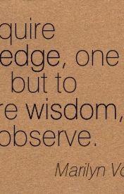 Observe by PearlOfTheSea